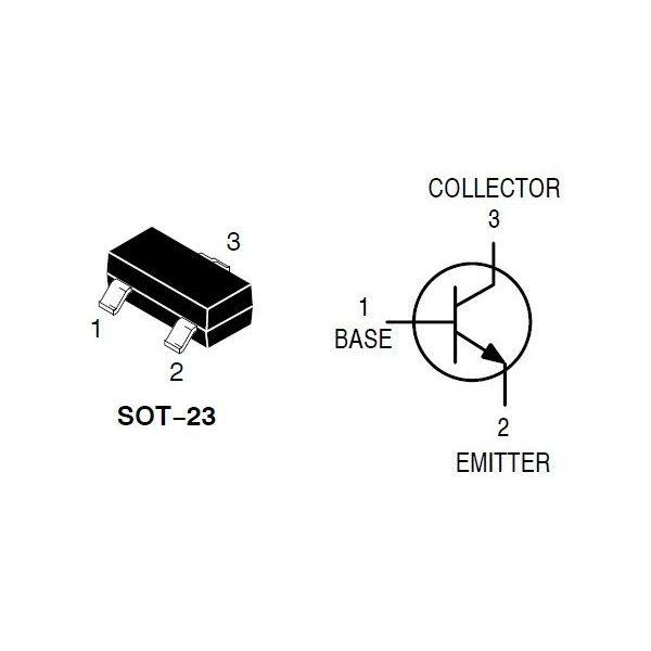 transistor mmbt2222al
