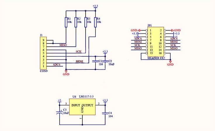 Made By Self  P600j Mic Circuit Diagram
