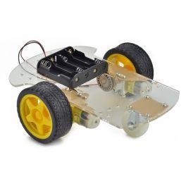 Plataforma movil 2WD