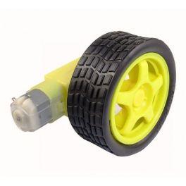 Motor TGP01D-A130-12215-48 y rueda WHL-Y01