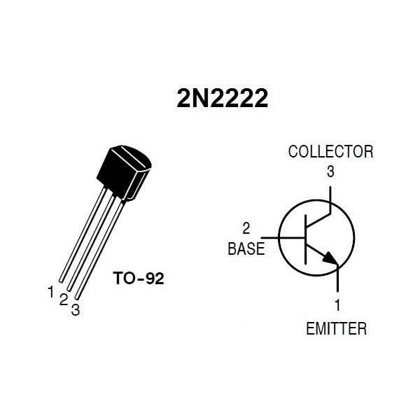 transistor 2n2222a