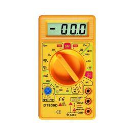 Multimetro digital DT830D