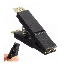 Pinza para conectar encapsulados SOIC y SOJ Ref. 923-16