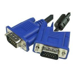 Cable VGA y SVGA DB15 Macho-Macho, 1.8m