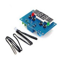 Control de temperatura digital o termostato electrónico digital QS-15-023