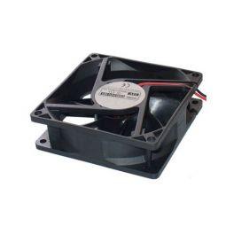 Ventilador mediano de 12 VDC 80x80x25