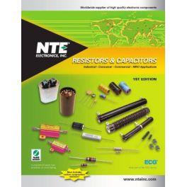 Catálogo de resistores y capacitores NTE
