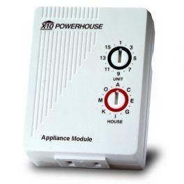 Modulo X10 para control de electrodomesticos AM486